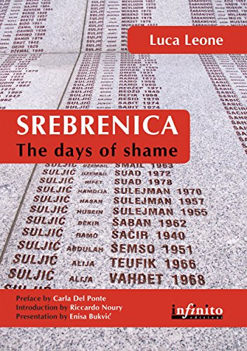 Srebrenica. The days of shame (Inediti in e-book)