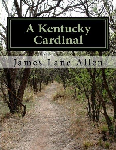 A Kentucky Cardinal Cover Image