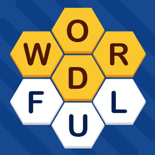 wordful-hexa-block-word-search