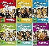 Alle meine Töchter - Staffel 1+2+3+4+5+6 komplett (1-6) * DVD Set
