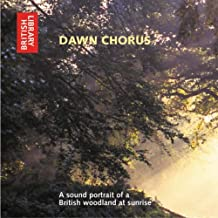 Dawn Chorus: A Sound Portrait of a British Woodland at Sunrise (British Library - British Library Sound Archive)