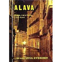 Álava (Guías artístico - turísticas)