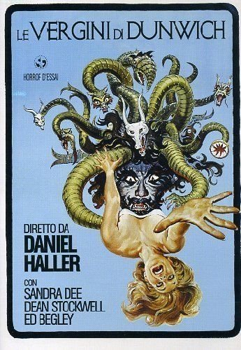 The Dunwich Horror (1970) - Region 2 PAL, plays in English without subtitles