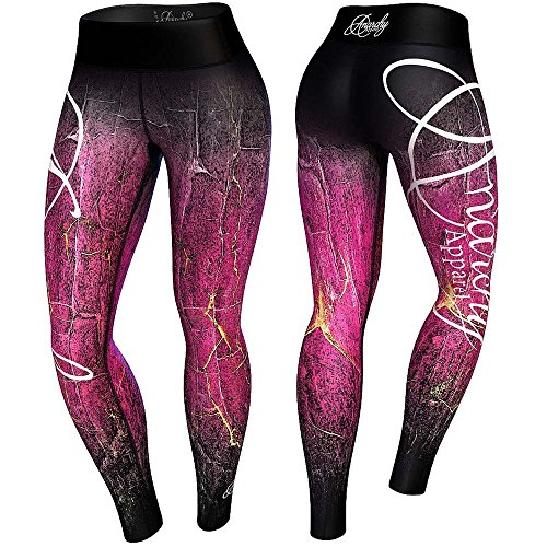 anarchy-apparel-leggings-demonia-compression-pants-mma-fitness-gym-aerobic-grosse-m