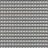 Vorzelt-Teppich Grau 250x400cm, waschbar, schimmelfrei, strapazierfähig • Zeltteppich Vorzeltteppich Campingteppich Zeltboden Vorzeltboden