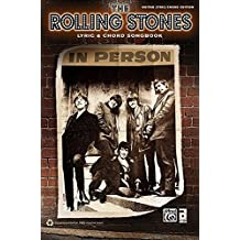 Rolling Stones -- Lyric & Chord Songbook by The Rolling Stones (2011-10-01)