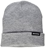 Dickies Herren Ohrenschützer Streetwear Cap Alaska grau (Grey Melange) One Size