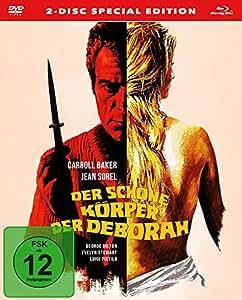 Der schöne Körper der Deborah - Uncut [Blu-ray + DVD] [Limited Edition]