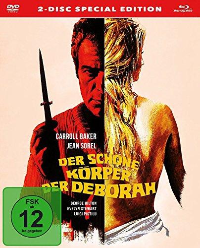Bild von Der schöne Körper der Deborah - Uncut [Blu-ray + DVD] [Limited Edition]
