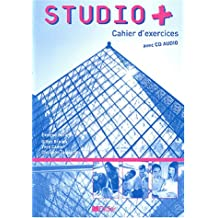 Studio + : Cahier d'exercices (1CD audio)