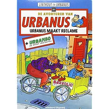 Urbanus maakt reclame ; Urbambo, de broer van Rambo
