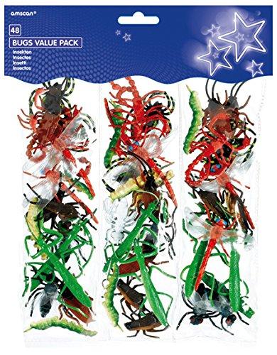 Amscan INT392662 Partygeschenke Set Käfer