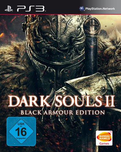 Dark Souls II - Black Armour Edition - [PlayStation 3]
