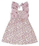 Always Kids Girls' Regular Fit Dress (Bu...