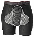 Zandona Snowboard Shorts Evo Pantaloncini Protettivi 6065 - M, Nero