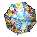 #8: Silk Umbrella. Disney Princess Umbrella For Kids (6 to 14) (Dark Blue))