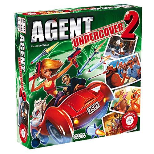 Piatnik Vienna 6610 Agent Undercover 2 Spy Fall