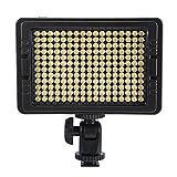 Die besten Sony Lichter Videoleuchten - Glighone 204 LEDs 10W Dimmbar LED Beleuchtung Studio Bewertungen