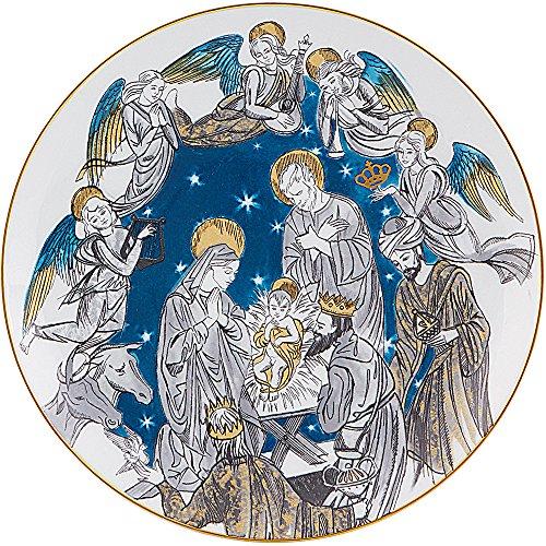 Vista Alegre-Plato de Navidad Coleccionable 2017by Agnes kolignan