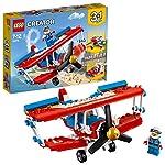 Lego-Creator-Biplano-Acrobatico-Multicolore-31076