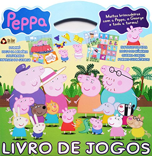 Peppa Pig. Livro de Jogos