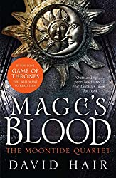 Mage's Blood: The Moontide Quartet Book 1