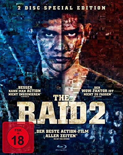 Bild von The Raid 2 [Blu-ray] [Special Edition]