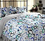 100% Cotton Bedsheets For Double Bed Wit...