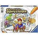 """Ravensburger 00514 - tiptoi Spiel """"Reise durch die Jahreszeiten"""""""