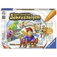 Ravensburger-00514-Tiptoi-Spiel-Reise-durch-die-Jahreszeiten Ravensburger 00514 – Tiptoi Spiel Reise durch die Jahreszeiten -