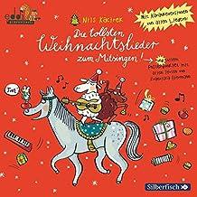 Die tollsten Weihnachtslieder zum Mitsingen: 1 CD