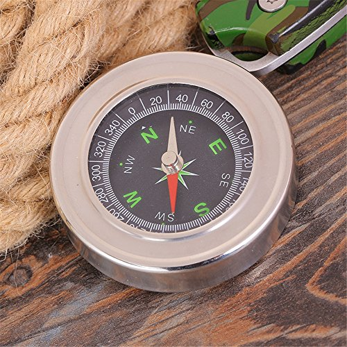 Auto Kompass/Edelstahl Kompass/tragbare Ausrüstung Kompass/wasserdichte Navigation/Kompass/Auto liefert (Automobil-digital-kompass)