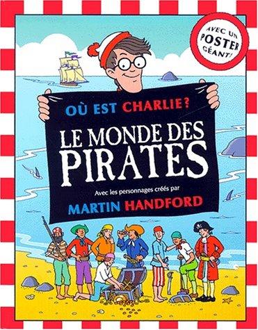 Où est Charlie ? le monde des pirates
