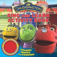 Chuggington Single Sound Shaped: Sing and Learn Numbers, Shapes and Colours