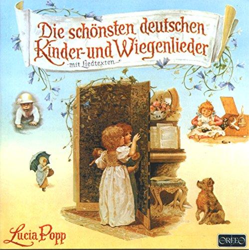 Les plus belles chansons et berceuses allemandes pour enfants. Popp, Seifried.