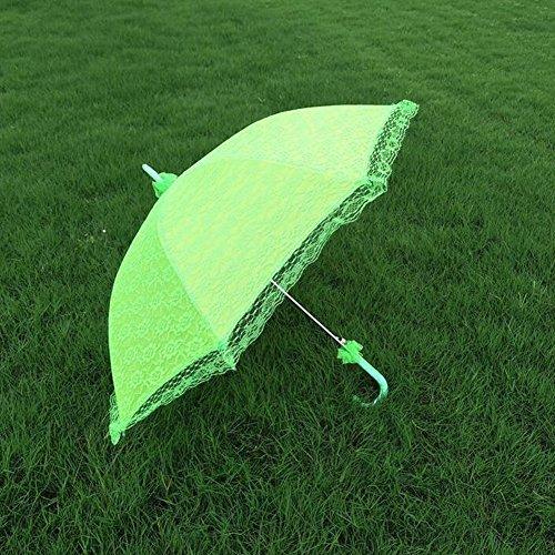 bpblgf H Budget Hochzeit Schirme, mit Spitze Regenschirm, 3, 51* 72cm