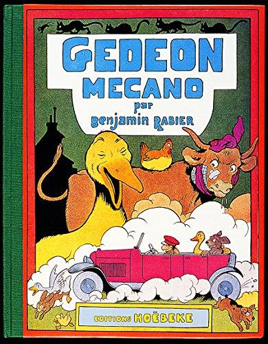 Gédéon mécano par Benjamin Rabier