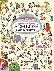 Schloss Wimmelbuch ab 3 Jahre