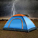 ad fresh Polyester Foldable Camping and Outdoor Tent for 4-5 People (8x10.6x8.9cm, Multicolour)