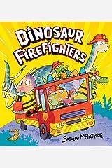 Dinosaur Firefighters Paperback