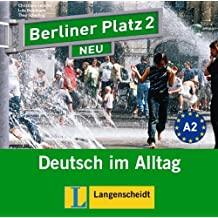 Berliner Platz Neu: Cds Zum Lehrbuchteil 2 (2)