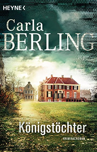 Königstöchter: Kriminalroman (Die Wittekind-Serie, Band 2)