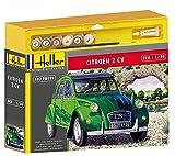 Heller - 50765 - Maquette - Citroën 2 CV