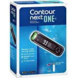 Bayer Contour Next One Blood Glucose Monitor with 50 Test Strips
