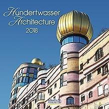 Hundertwasser Architecture 2018: Broschürenkalender mit Ferienterminen