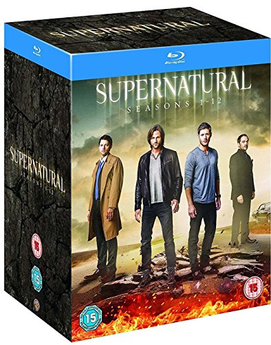 Supernatural - Seasons 1-12 (Blu-ray) [UK Import]