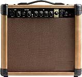 Rocket GA20A Amplificateur de Guitare acoustique 20 W RMS Marron