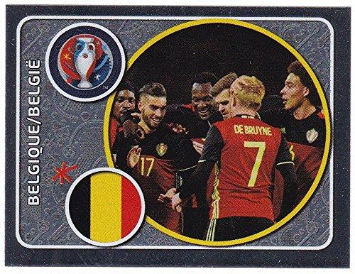 Panini EURO 2016 France - Sticker #457 (Belgien)