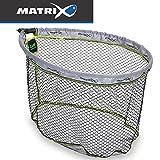 Fox Matrix Carp landing net 55x45cm - Kescherkopf , Kescher zum Stippangeln & Feederfischen,...