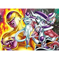 108-piece jigsaw puzzle DRAGON BALL Let me show you super, my further evolution ... (18.2x25.7cm)